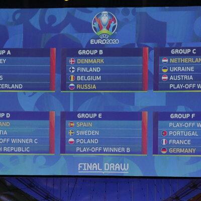 Euro 2020. Znamy grupowych rywali Polaków