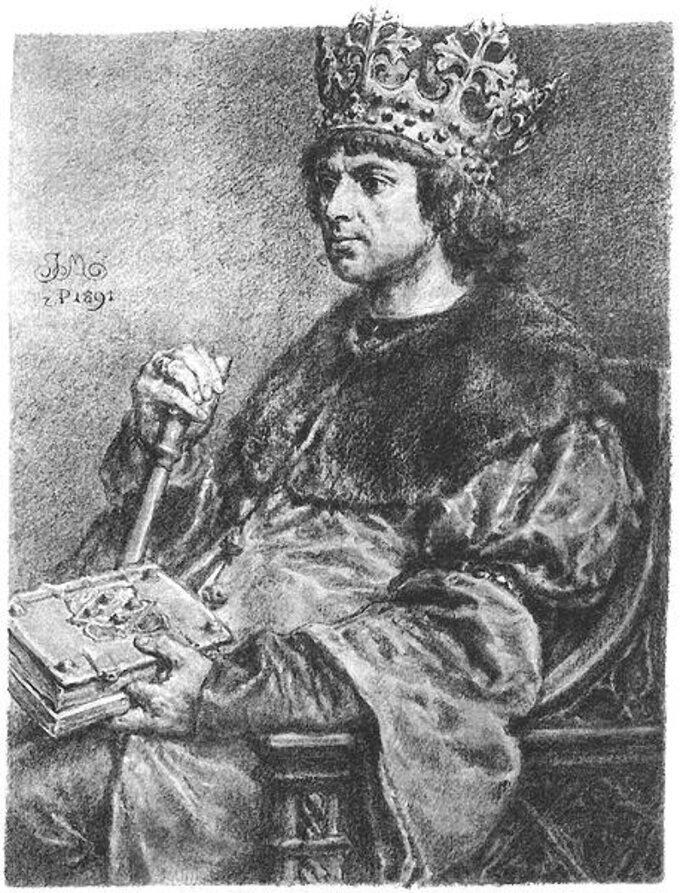 Jan Matejko, Aleksander Jagiellończyk