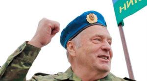 Żyrinowski:NATO was nieobroni