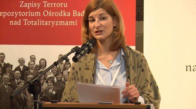 Małgorzata Wosińska, psychotraumatolog. Pracuje zocalałymi zludobójstwa wRwandzie
