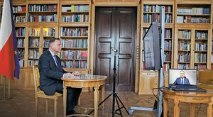 Prezydent: Polska zdaje egzamin