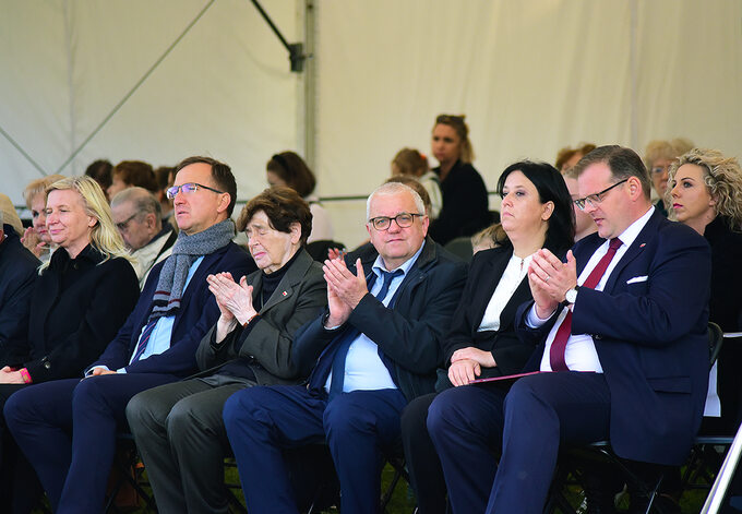 Obchody Dnia Pamięci Więźniów Obozu Dulag 121 iNiosących ImPomoc 2-3 października 2021r.