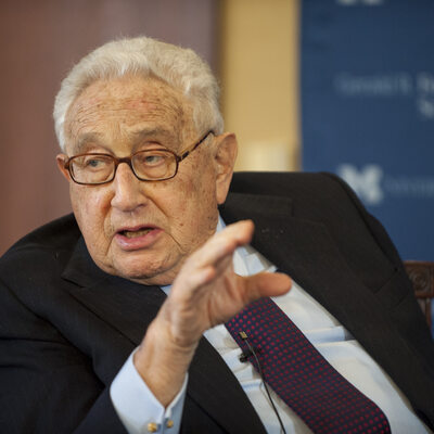 """""""Bild"""": Henry Kissinger doradcą Trumpa ds. polityki zagranicznej"""