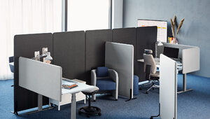 Meble biurowe na miarę XXI wieku