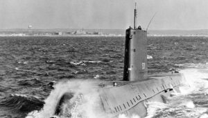 Nautilus – pierwszy atomowy okręt podwodny i zdobywca bieguna północnego