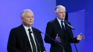 Kaczyński spotkał się z Gowinem. Mieli rozmawiać o umowie koalicyjnej