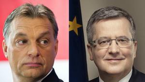 Komorowski niemapojęcia o podatkowej polityce Orbána
