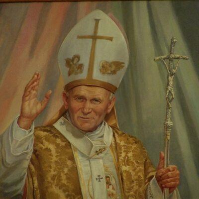 Św. Jan Paweł II patronem kościoła w Krakowie
