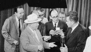Zimna wojna w kuchni: Chruszczow vs Nixon
