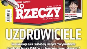 nr 30: charyzmatycy uzdrawiają Polaków