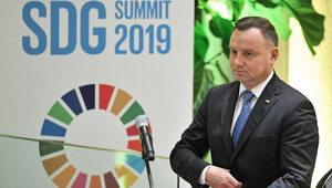 Prezydent na forum ONZ: Mamy moralną i prawną odpowiedzialność, by...