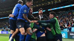 Włosi w finale Euro 2020. Mecz pełen emocji