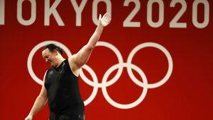 Tokio 2020: Pierwsza transseksualna osoba podczas igrzysk poniosła klęskę