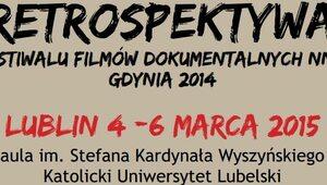 Retrospektywa - Festiwal Filmów Dokumentalnych NNW Gdynia 2014