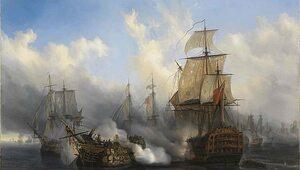 Bitwa pod Trafalgarem. Koniec marzeń Napoleona o podboju Anglii