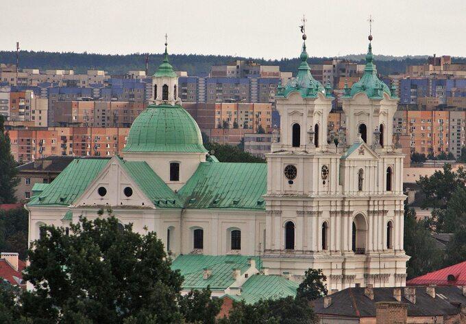 Grodno, katedra (kościół pojezuicki)