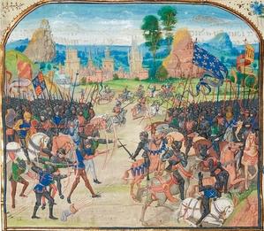 Bitwa pod Poitiers 1356. Klęska Francji, która pogrążyła ją na kolejne lata