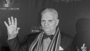 """Nie żyje aktor z """"Korony królów"""". Wiesław Wójcik miał 76 lat"""