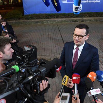 """""""Zwycięstwo Polski i Węgier"""". Washington Post podsumowuje szczyt UE"""