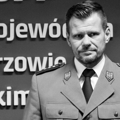"""Tragiczna śmierć dowódcy antyterrorystów. """"Góra się boi, bo coraz więcej..."""