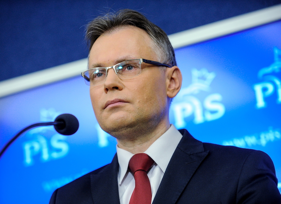 Mularczyk uderza w opozycję: To myślenie niespotykane w innych krajach UE