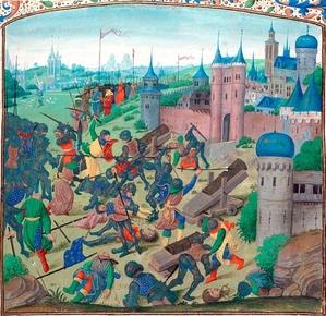 Bitwa pod Nikopolis. Krucjata, konieczność czy grzech pychy?
