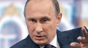 Ból głowy Putina