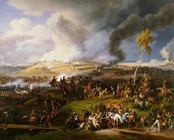 Louis Lejeune, Bitwa podBorodino (5-7 września 1812)