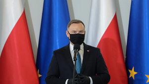 Duda odpowiada Niemcom na propozycję pomocy w walce z pandemią....