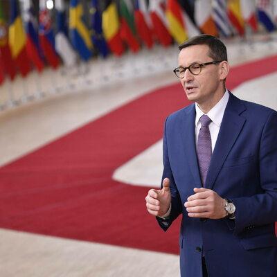 Morawiecki i inni przywódcy piszą do szefa RE w sprawie szczepionek....