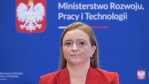 Olga Semeniuk ma nowe stanowisko. Zajmie się kosmosem