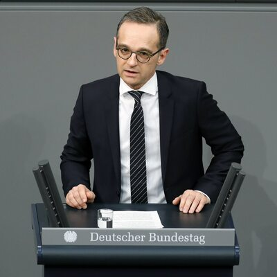 Szef MSZ Niemiec z wizytą w Polsce. Spotka się m.in. z prezydentem i...