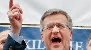 Prezydent gra z politycznym planktonem