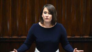 Posłanka PiS do Gowina: Zdaje Pan sobie sprawę, że to jest...