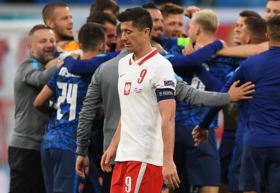 Klęska Biało-Czerwonych. Polacy przegrali ze Słowacją