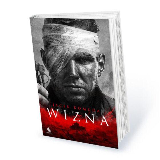 """Roczna prenumerata miesięcznika Historia Do Rzeczy z prezentem Jacek Komuda """"Wizna"""""""