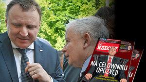 """""""Do Rzeczy"""" nr 28: Na celowniku opozycji. Szef TVP Jacek Kurski –..."""