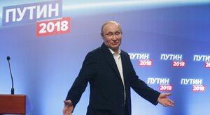 """""""Na złość światu wybrali Putina"""""""