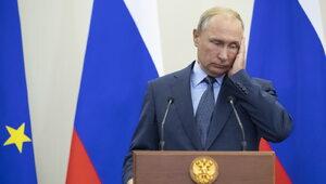 Dżihadysta przygotowywał zamach na Putina, zatrzymały go służby