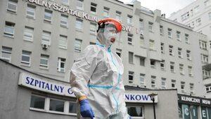 Dr Szułdrzyński: Odporność tych osób jest wyższa, ale często działa ona...