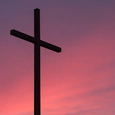 Stanął Krzyż morowy przed katedrą w Sandomierzu