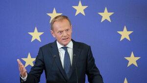 Ile Tusk zarobił w Brukseli? Gliński publikuje wyliczenia