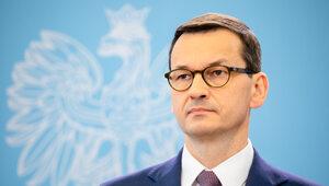 Zaskakujące słowa polityka PiS o premierostwie Morawieckiego