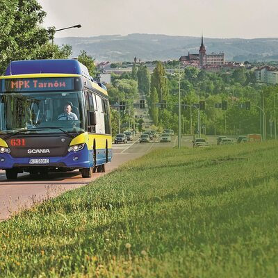 Autobusy gazowe odpowiedzią na problemy smogowe polskich miast