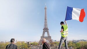Połowa Francuzów nie chce się szczepić na COVID-19