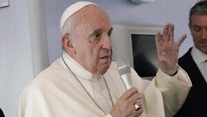 Papież: Życie chrześcijańskie jest walką z duchem zła
