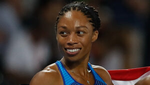 Rekord medali olimpijskich w ręku pro-rodzinnej lekkoatletki