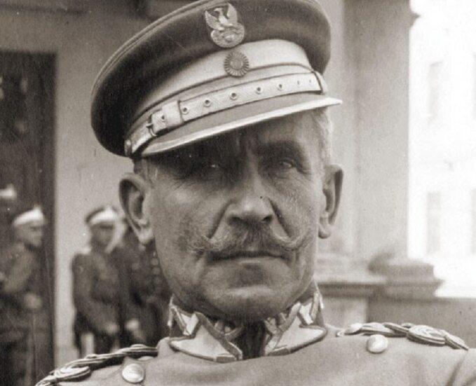 Gen. Mariusz Zaruski w1920r.