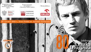 Jubileusz 80-lecia Leszka Długosza