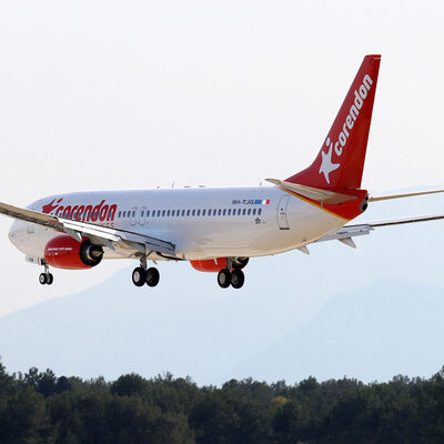 Corendon Airlines z większą ilością lotów z Polski